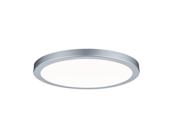 Atria LED panel kulatý 19W matný chrom - PAULMANN