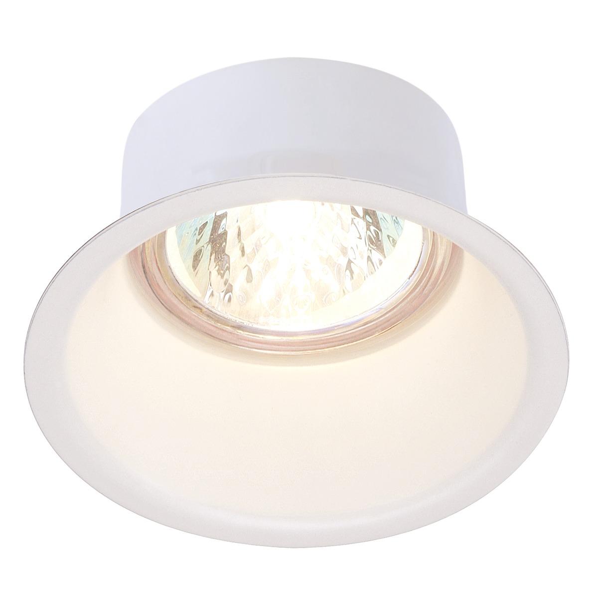 Zápustné svítidlo HORN  bílá 230V GU10 50W - BIG WHITE